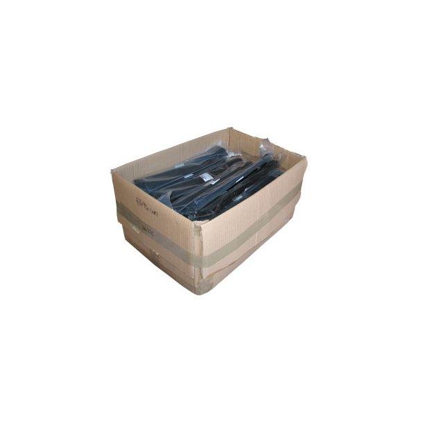 Kabelbinder tilbud. Kasse 2 - Sorte