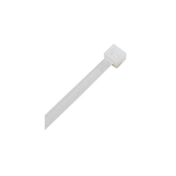 Kabelbindere - 7,5 x 300 mm - Hvide - 100 stk