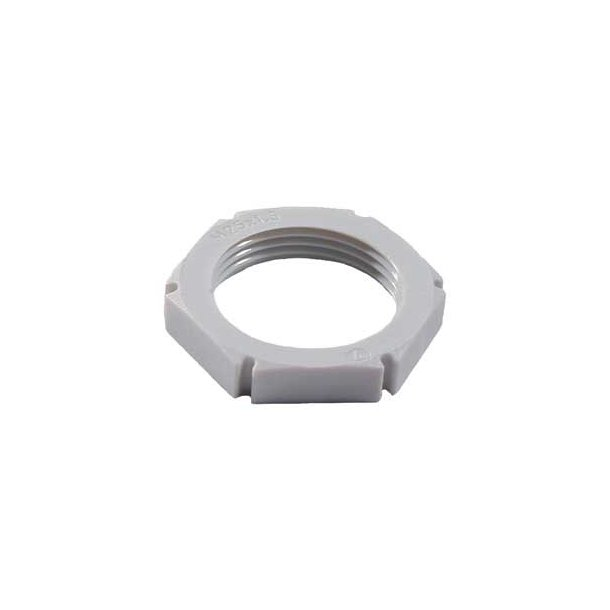 Sekskantsmøtrik - Polystyrol (slagfast) - M25 - EMU 25