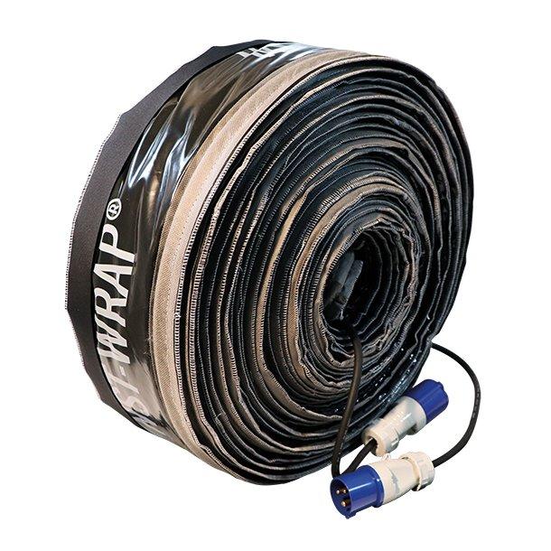 NST WRAP® - Wrap5-K2  5 meter med 0,5 meter kabel og