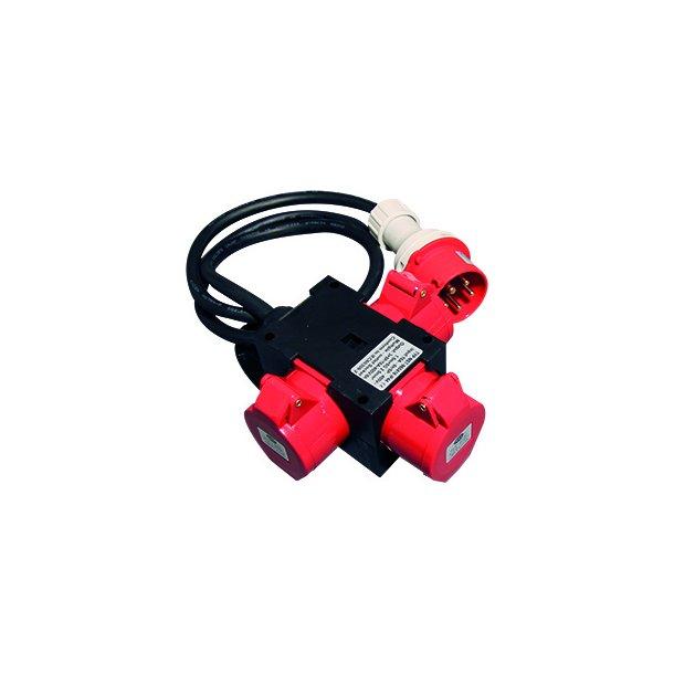 Kompaktforgrener - Type A-1 m/kabel