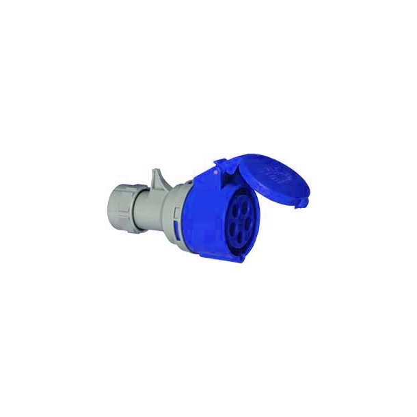 CEE mellemled - PCE Turbo Twist  - 3P/16A/230V-IP44