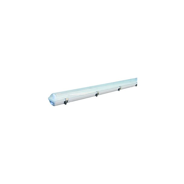 Industriarmatur SPACELIGHT 120cm f. 1 x LED lysrør 1200mm