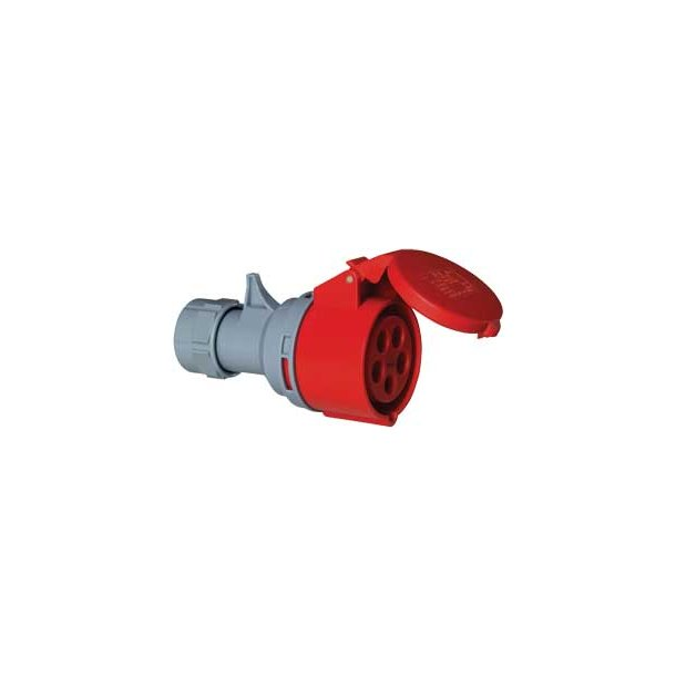 CEE mellemled - PCE Turbo Twist  - 5P/32A/400V-IP44