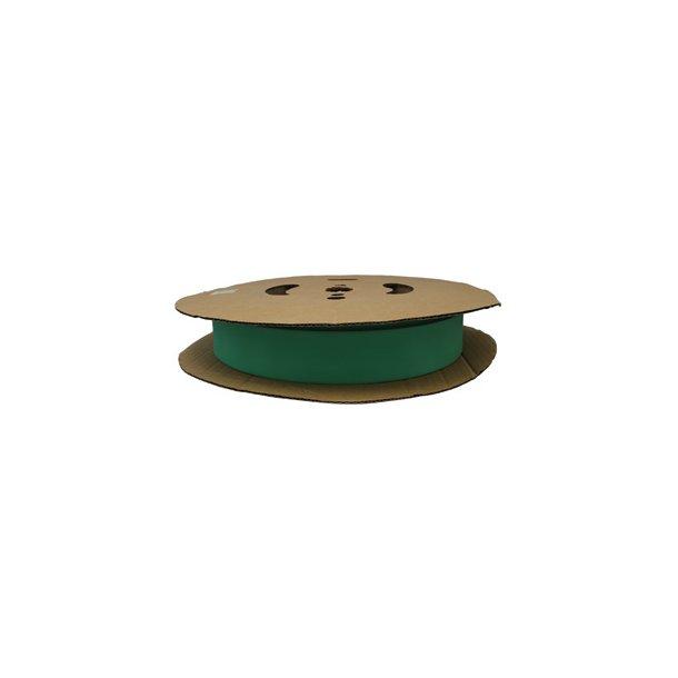 Krympeflex rl. NSXGR 12,7/6,4 - 2:1 u. lim - Grøn - 50 mtr