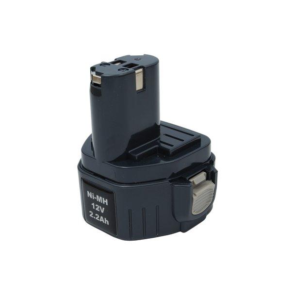 Batteri 12v-2.2 Ah -  til Akku ELEC - standard